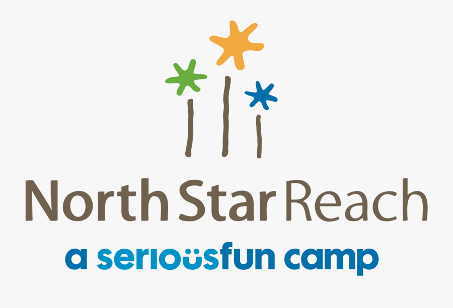 Transparent Reach For The Stars Clipart - North Star Reach Logo, Transparent Clipart
