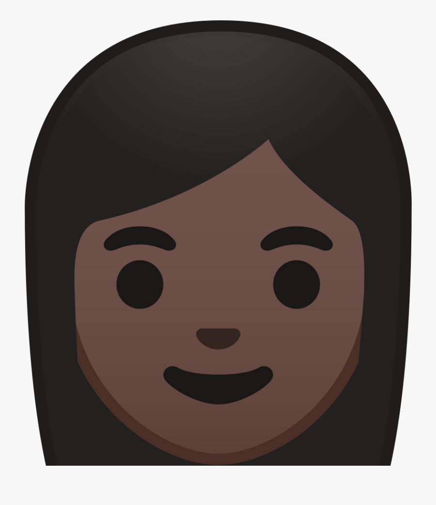 Clip Art Skin Tone Icon Noto - Human Skin Color, Transparent Clipart