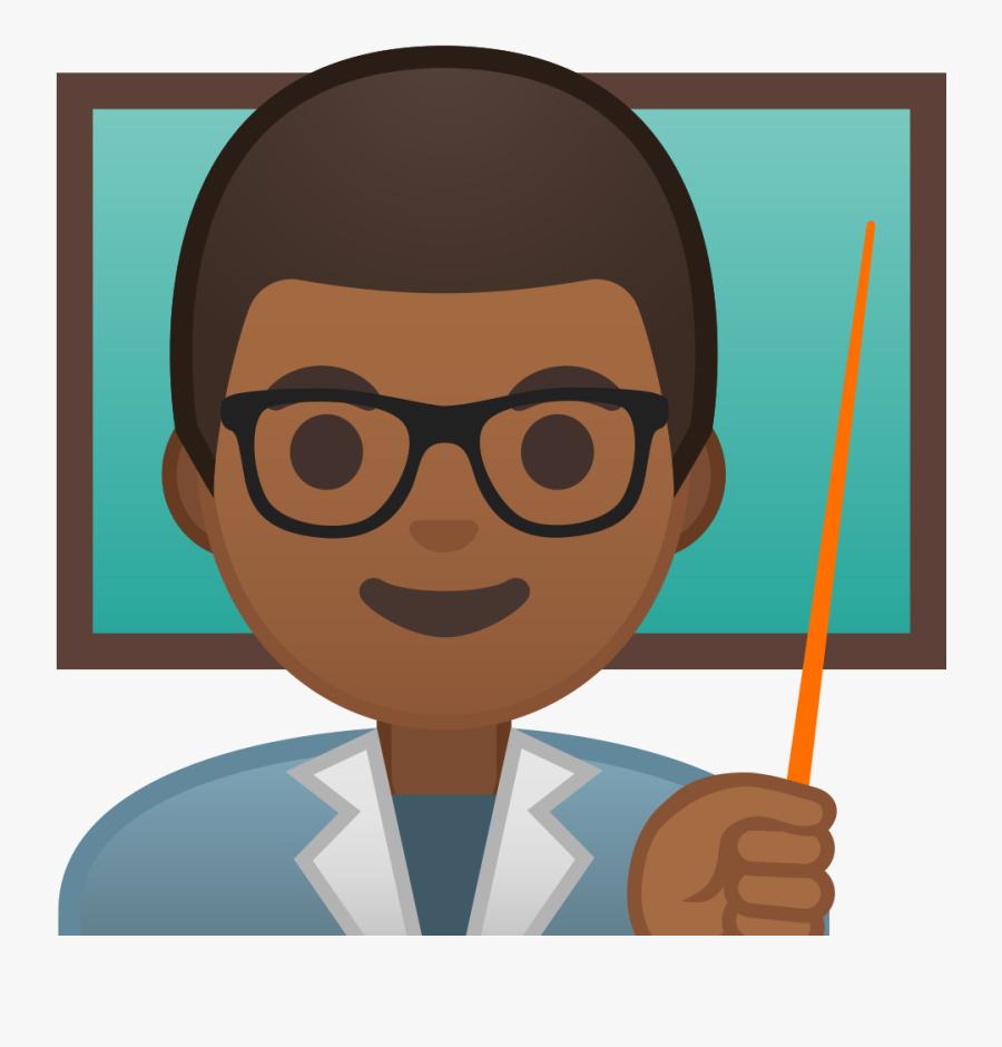 Transparent Skin Clipart - Transparent Background Teacher Icon, Transparent Clipart
