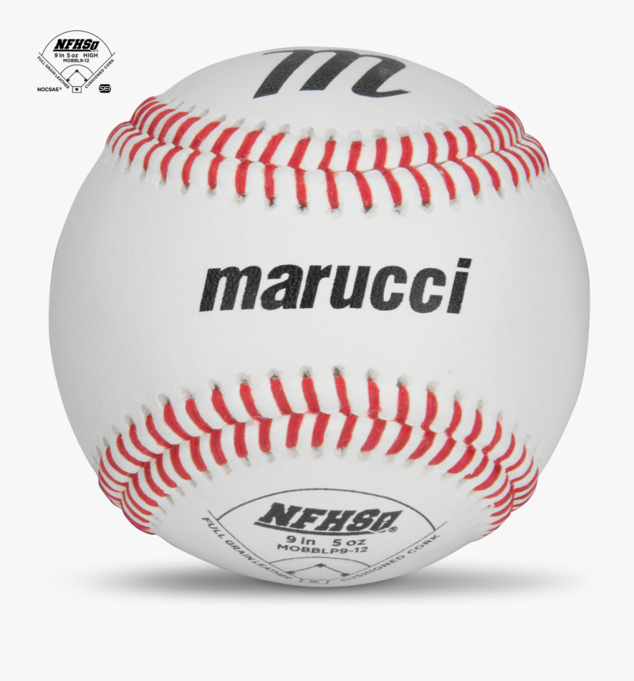 Transparent Baseball Seams Png - Christian Yelich Autographed Baseball, Transparent Clipart