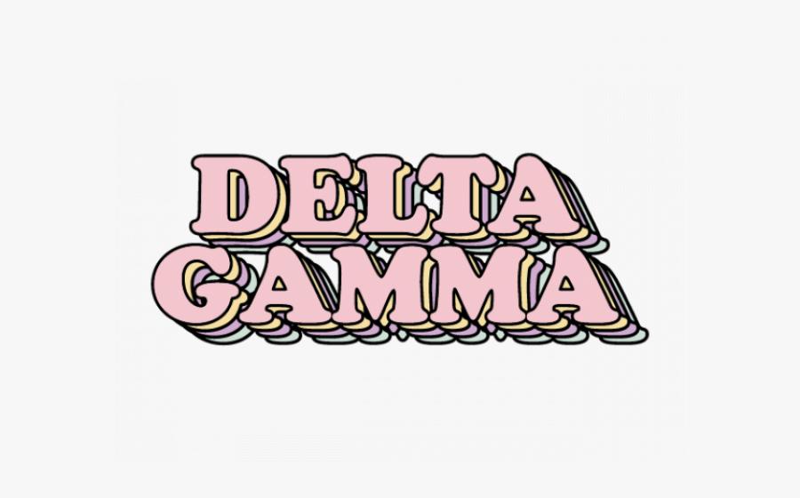 Mountain Lion Clipart Snowcap - Cool Delta Gamma Designs, Transparent Clipart