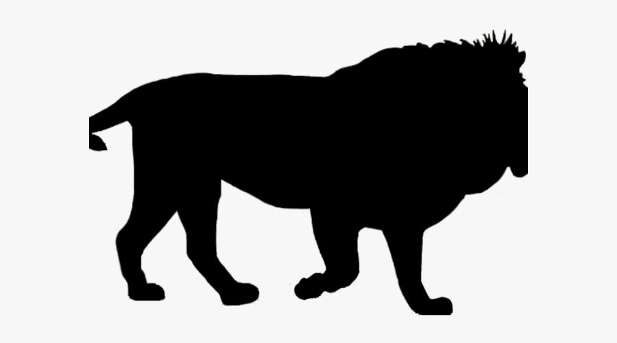 Zoo Animal Silhouette Clip Art, Transparent Clipart