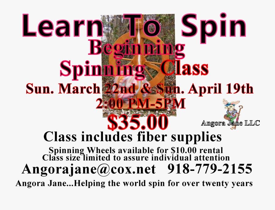 Transparent Spin Class Clipart - Advertisement For A Class, Transparent Clipart