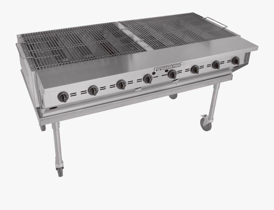 Bbq & Griddles & Accessories - Commercial Outdoor Grill, Transparent Clipart