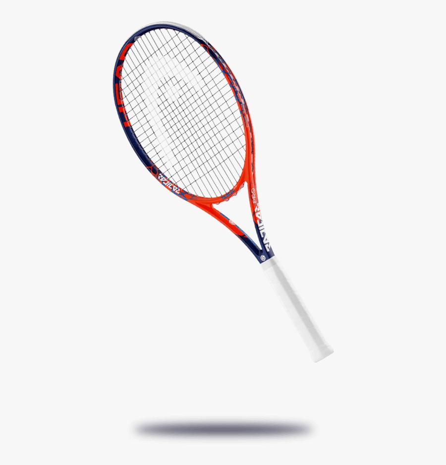Tennis Racquet - Head Tennisschläger, Transparent Clipart