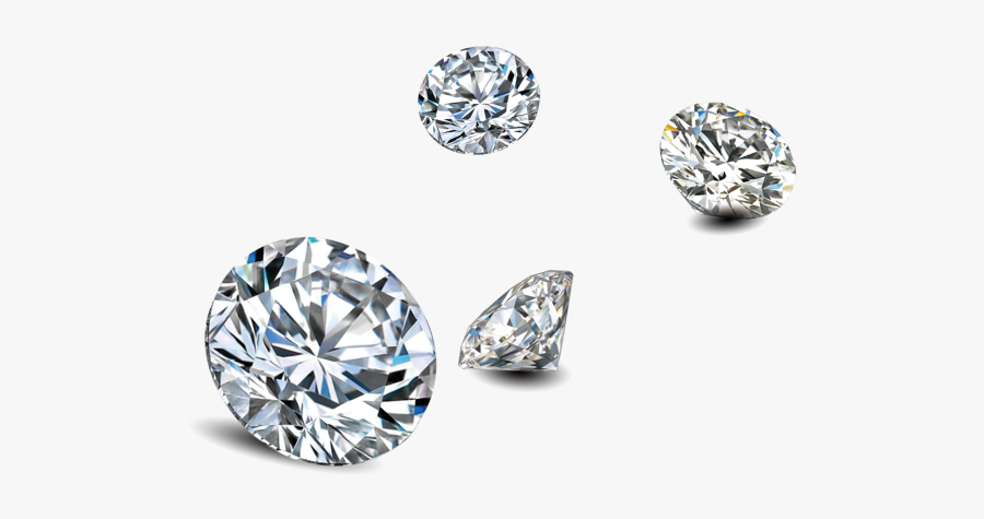 Pull Diamond Jewellery Graphics Creative Thermal Diamonds - Diamond, Transparent Clipart