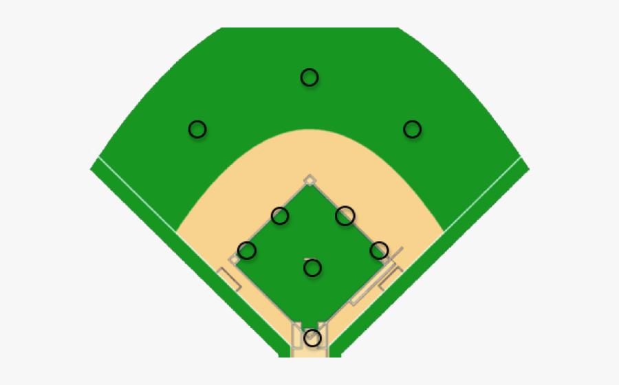 Diamonds Clipart Baseball Field - Baseball Field, Transparent Clipart