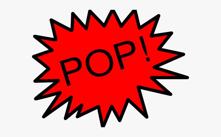 Pink Comic Bubble Png, Transparent Clipart