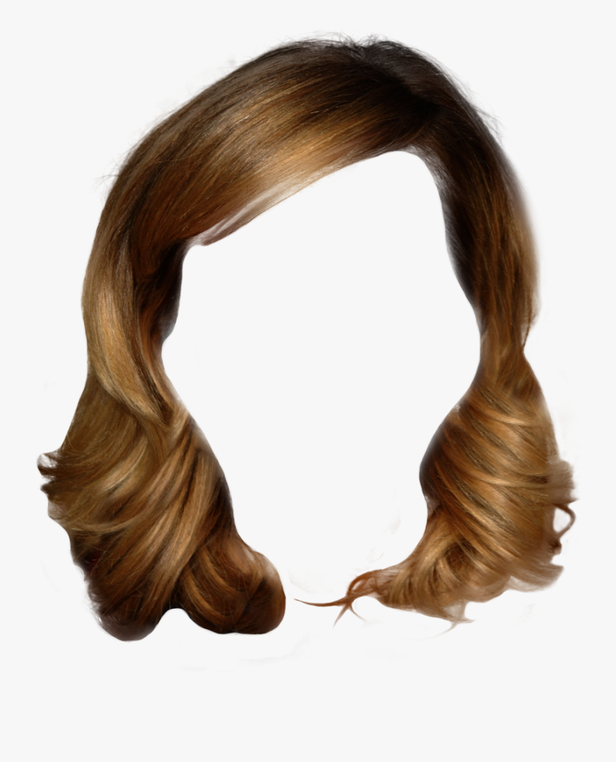 Hairstyles High Quality Png - Mens Long Hair Png, Transparent Clipart
