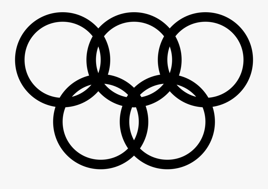medal clipart olympics ring olympic logo black and white free transparent clipart clipartkey medal clipart olympics ring olympic
