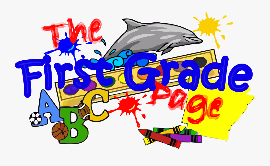 First Grade Page Clipart Png - Welcome To First Grade Gif, Transparent Clipart