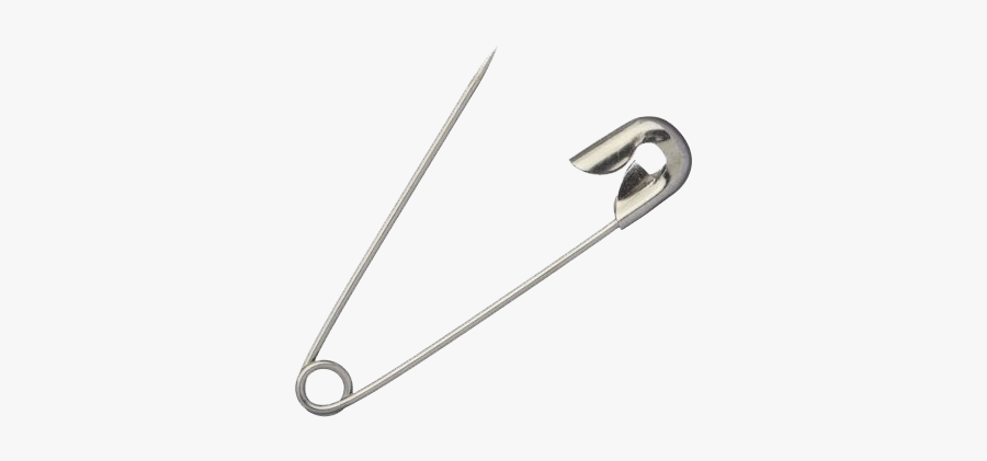 Safety Pin, Transparent Clipart
