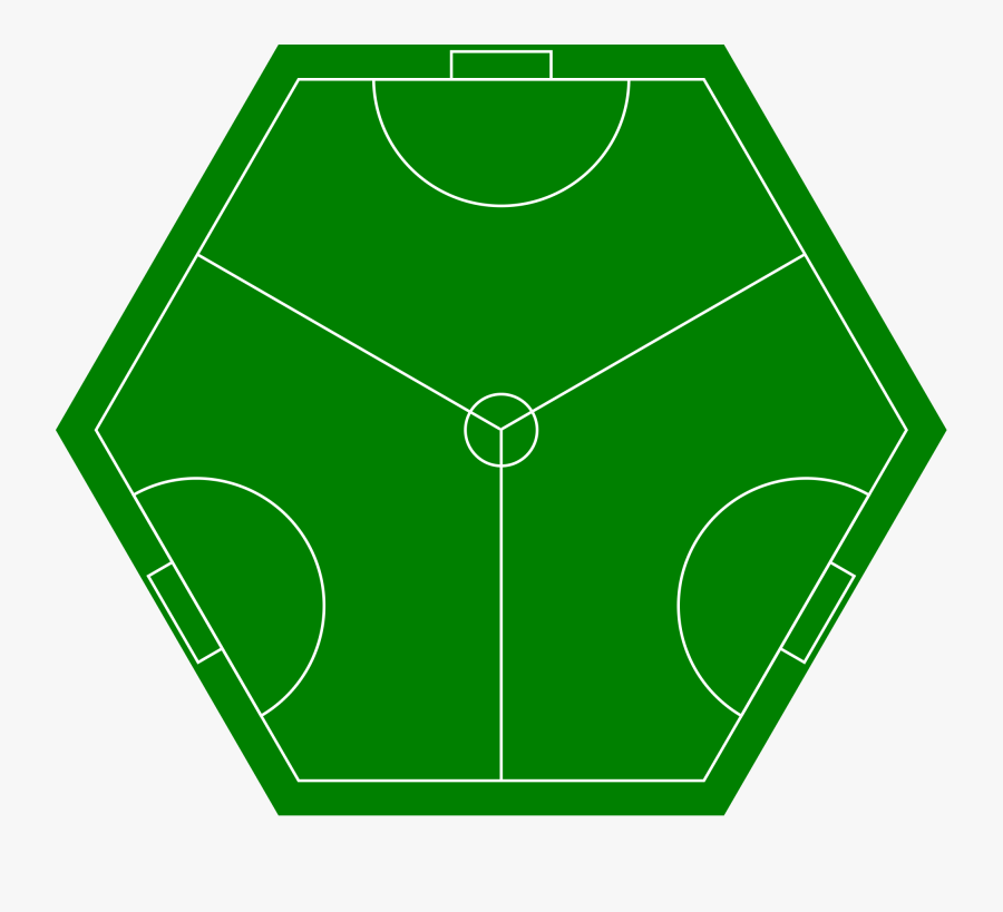 Australian Rules Football Playing Field Australian - Warning Icon, Transparent Clipart