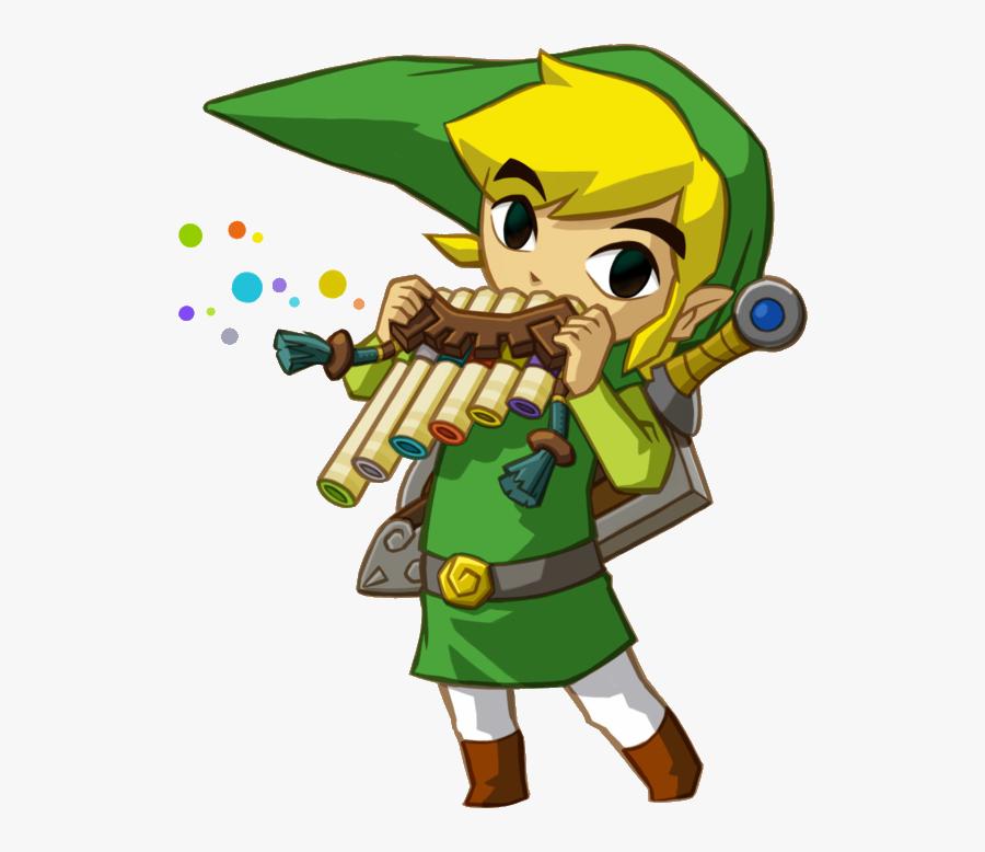 History Clipart Legend - Legend Of Zelda Spirit Tracks Link, Transparent Clipart