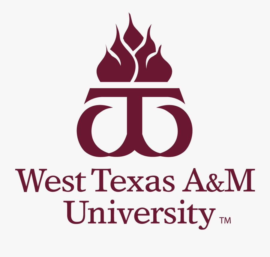 Texas A M Clipart - West Texas A&m University Logo, Transparent Clipart