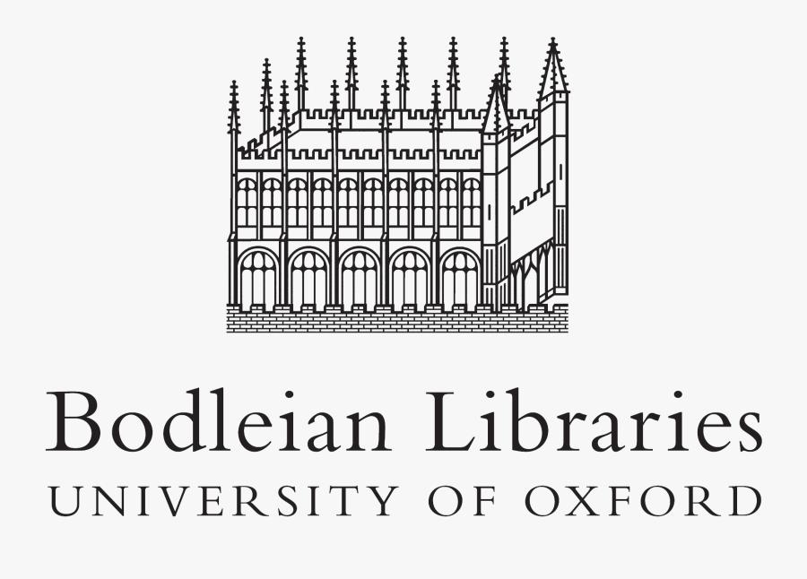 Bodleian Libraries Logo - Oxford University Library Logo, Transparent Clipart