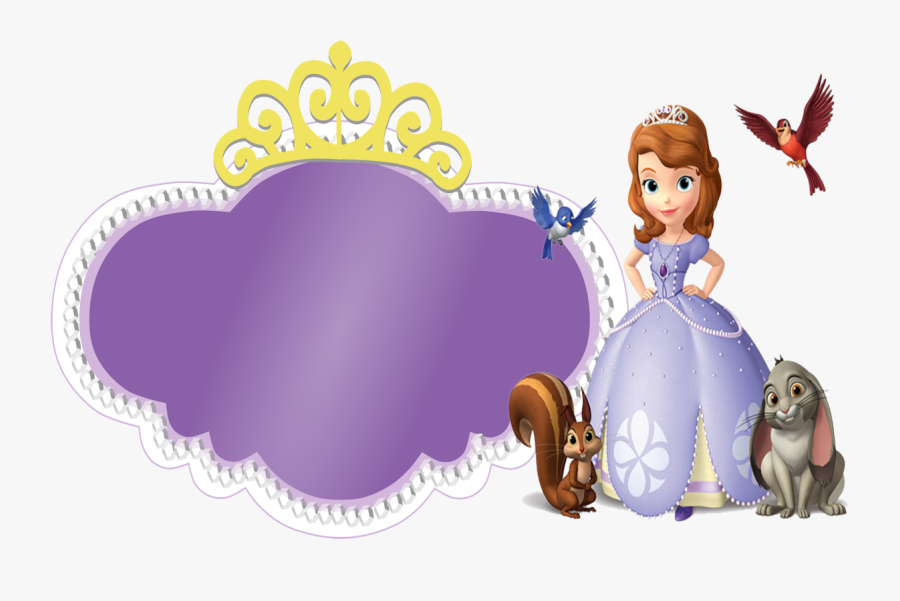 Download Sofia First Free Printables - Sofia The First Jpg, Transparent Clipart