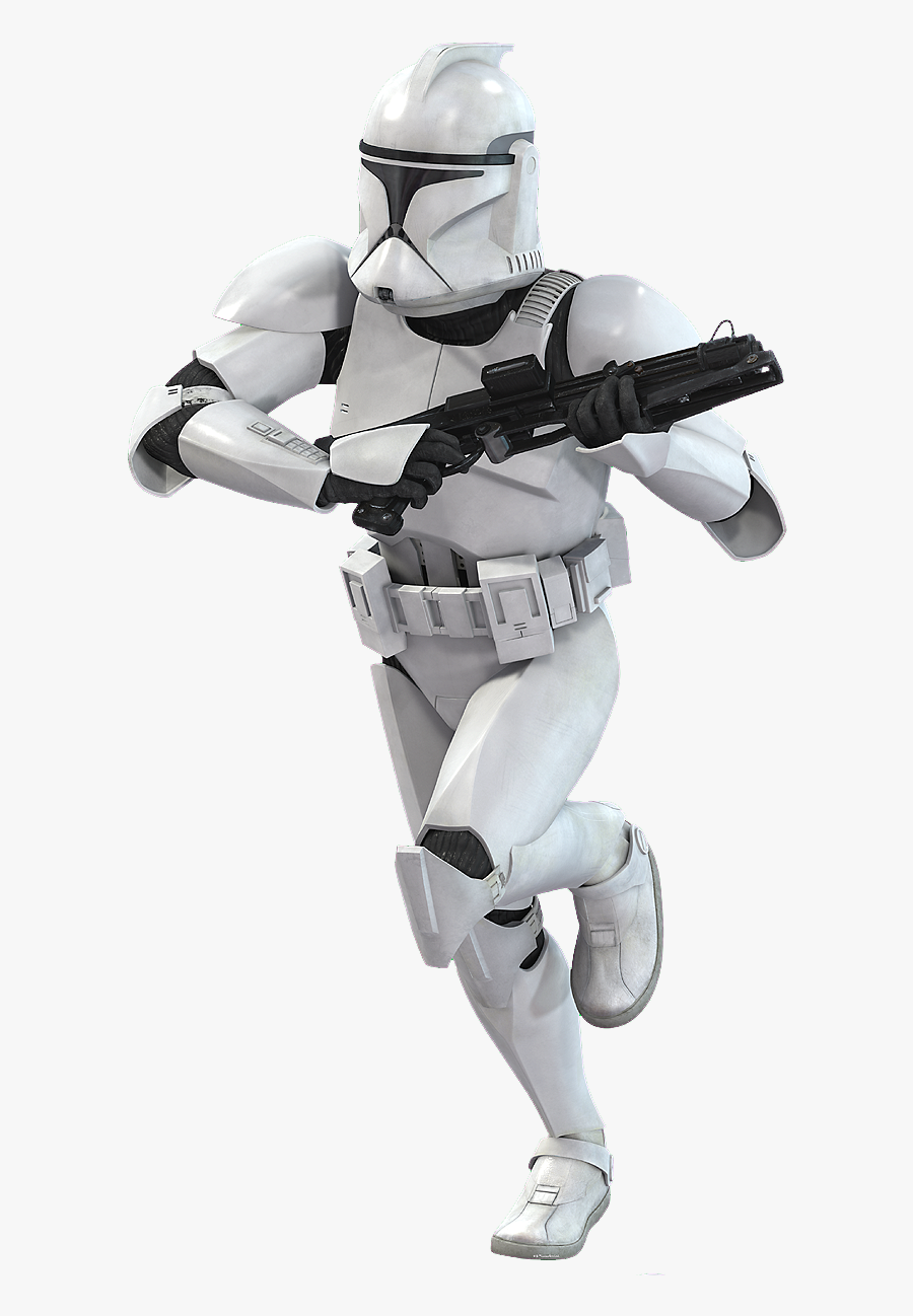 Clone Star Wars Png, Transparent Clipart