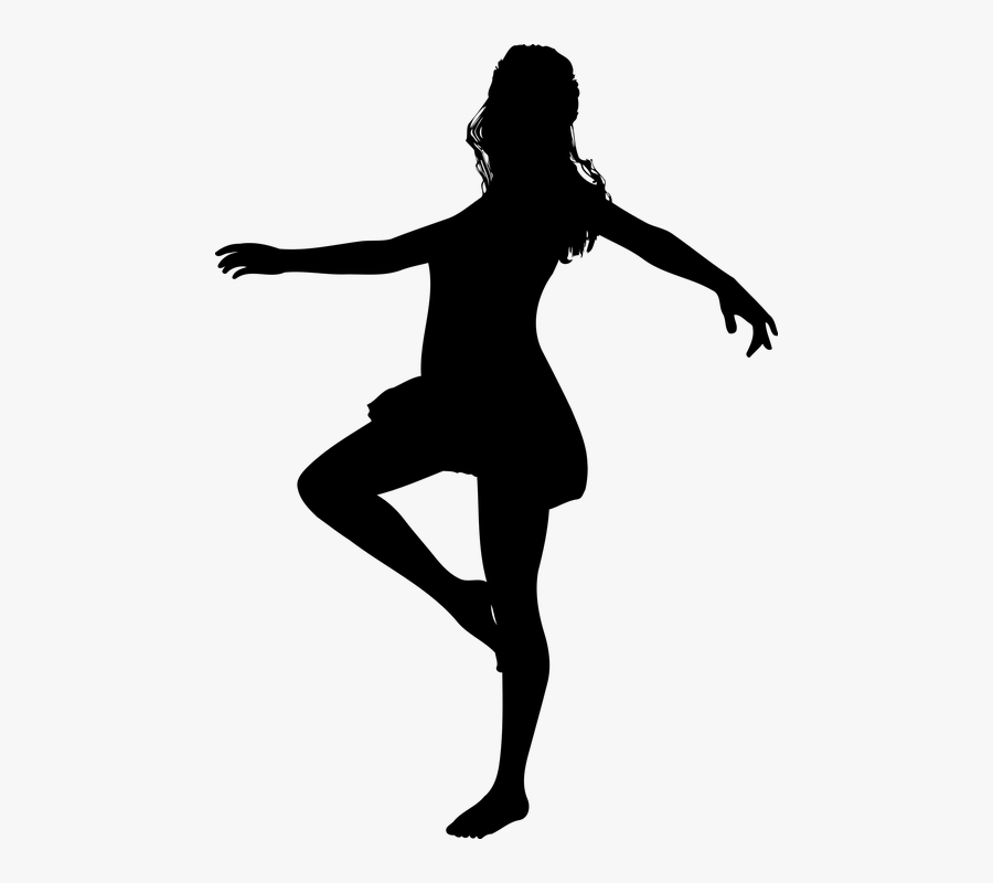 Dancer Clipart Acro Dancing Woman Icon Png Free Transparent Clipart Clipartkey