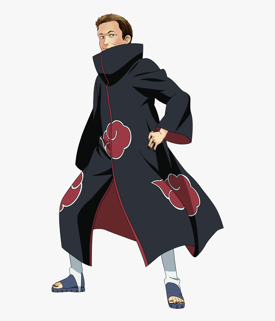 Approved Barney Stinson Pain Naruto Full Body Free Transparent Clipart Clipartkey