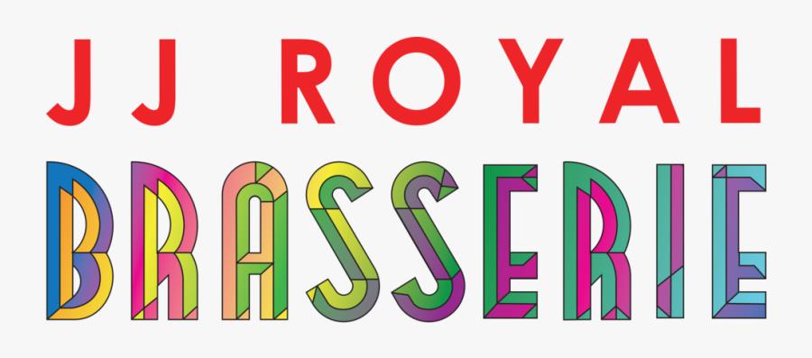 Jj Royal Brasserie Logo, Transparent Clipart