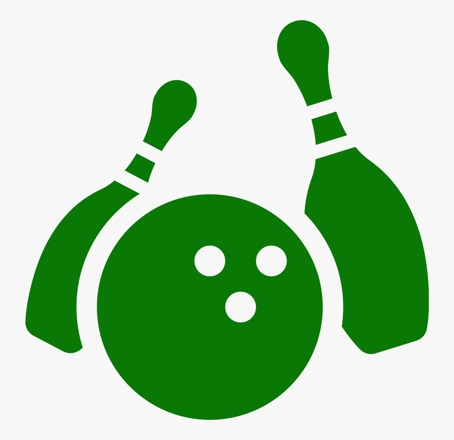 Summer Middle Aged - Bowling Pin Icon Png, Transparent Clipart