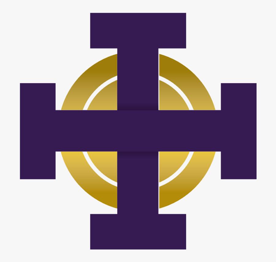 Crucifix Clipart Episcopal Cross - Orthodox Anglican Church Logo, Transparent Clipart