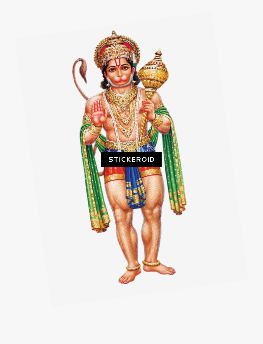 Hanuman Hinduism Clipart , Png Download - Anjaneya Swamy Images Hd, Transparent Clipart