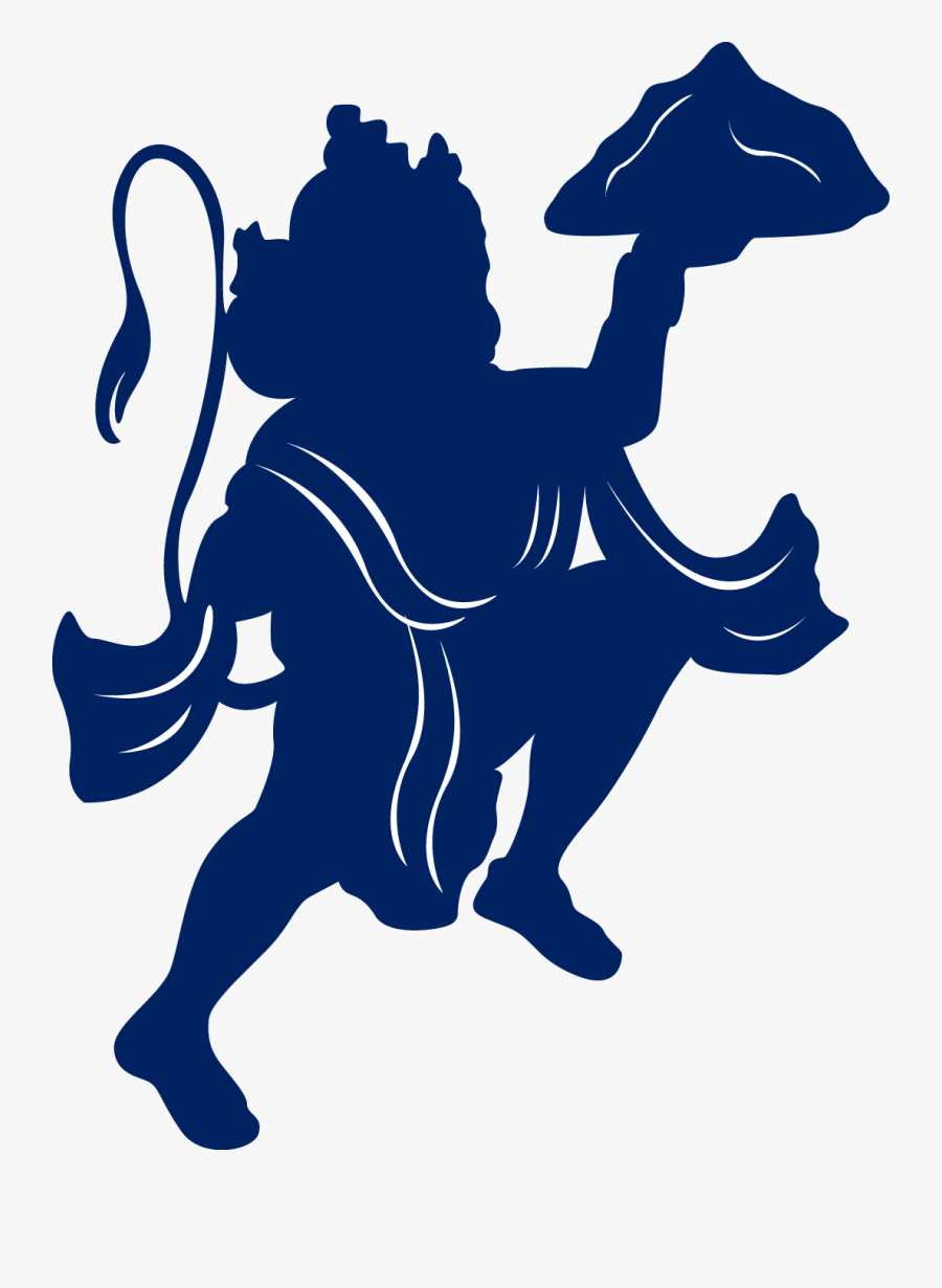 Ayodhya Faizabad Shiva Krishna Transprent Png Free - Clip Art Hanuman Logo Png, Transparent Clipart