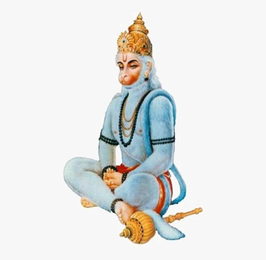 Hanuman Png Images - Hanuman Chalisa, Transparent Clipart