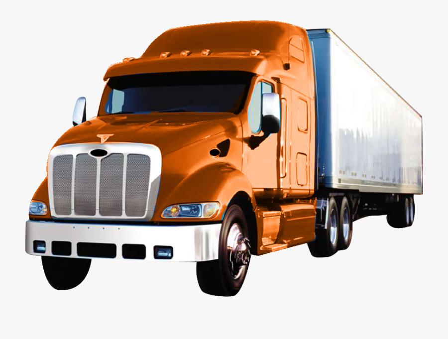 Truck Png - Peterbilt 587 2008, Transparent Clipart