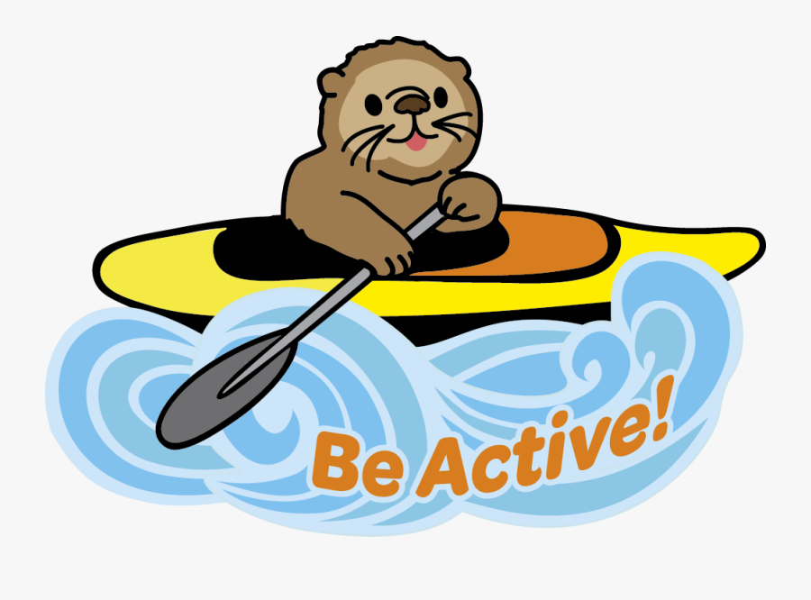 """be Active, Transparent Clipart"