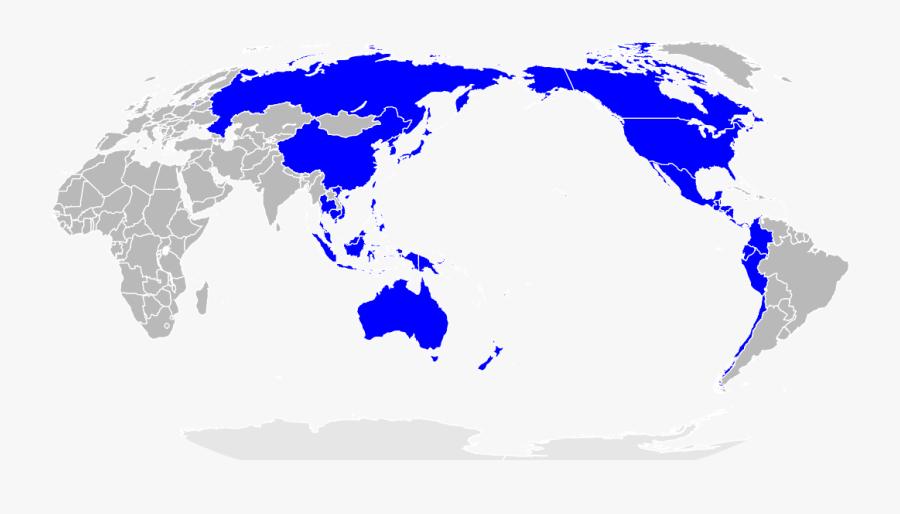Asia Pacific Economic Cooperation Region, Transparent Clipart