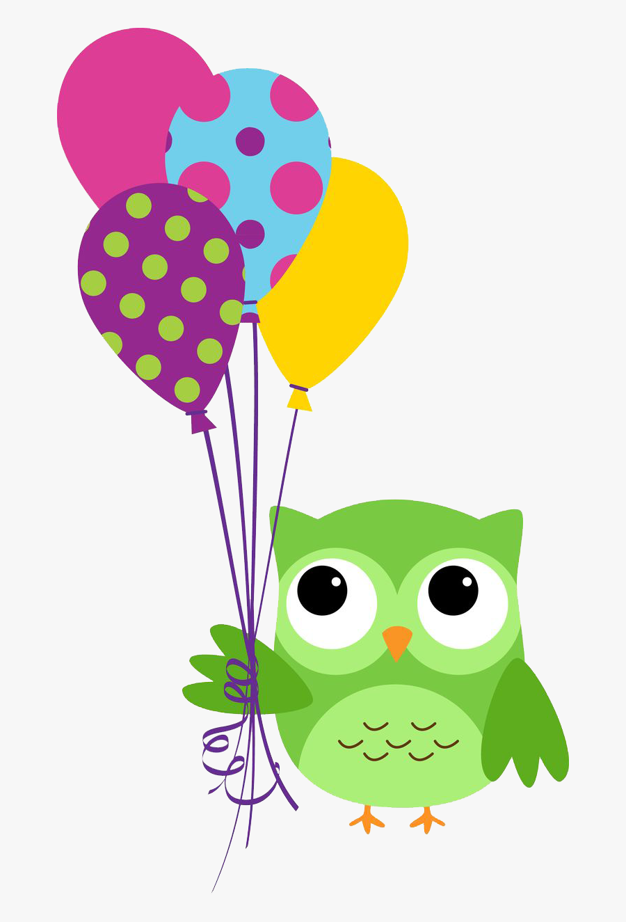 Owl Birthday Clipart , Free Transparent Clipart - ClipartKey