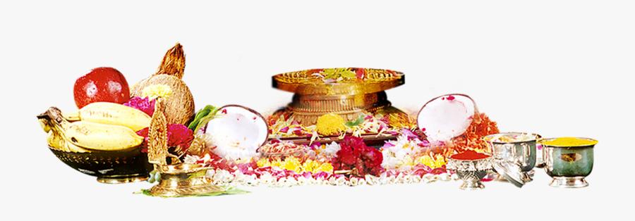 Wedding Flowers Border Png - Venkateswara Png, Transparent Clipart