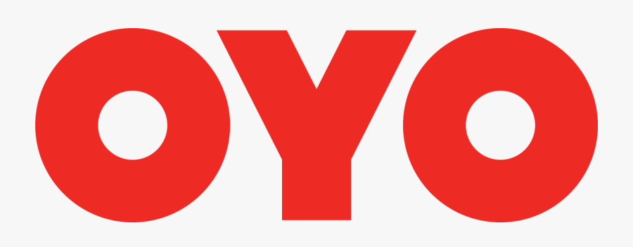 Oyo Hotels Logo, Transparent Clipart