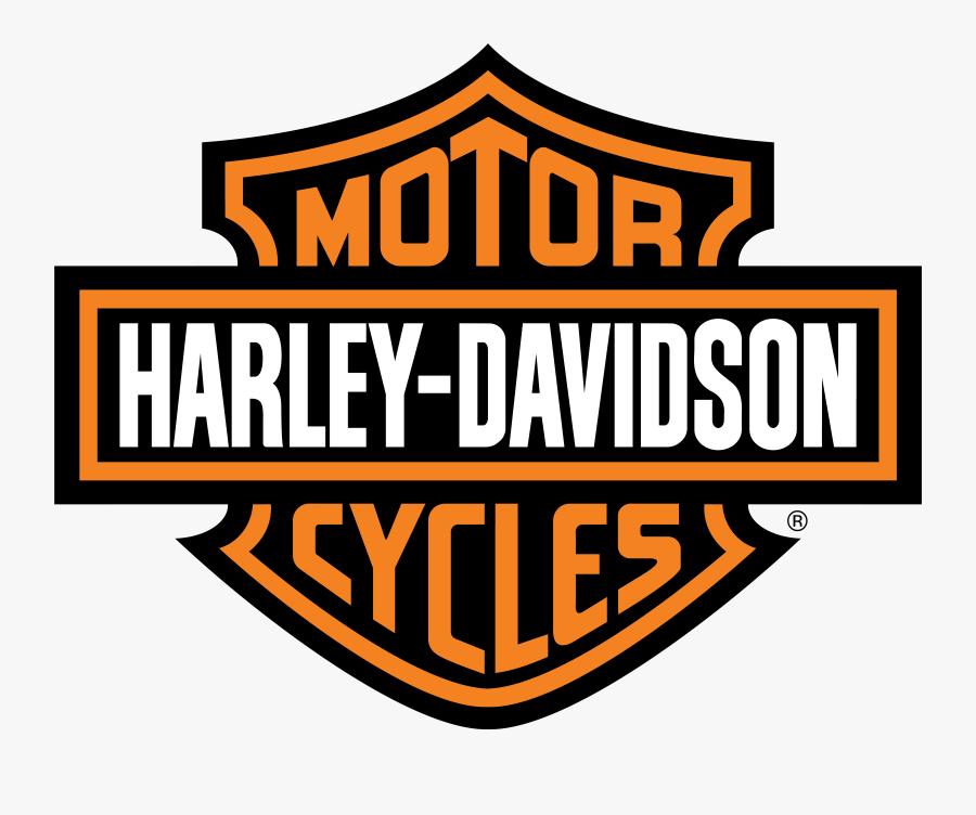 Motor Harley Davidson Logo, Transparent Clipart