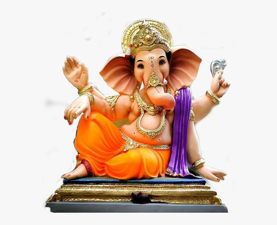 Transparent Ganesh Png Hd, Transparent Clipart