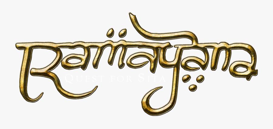 Transparent Pious Clipart - Ramayana Png, Transparent Clipart