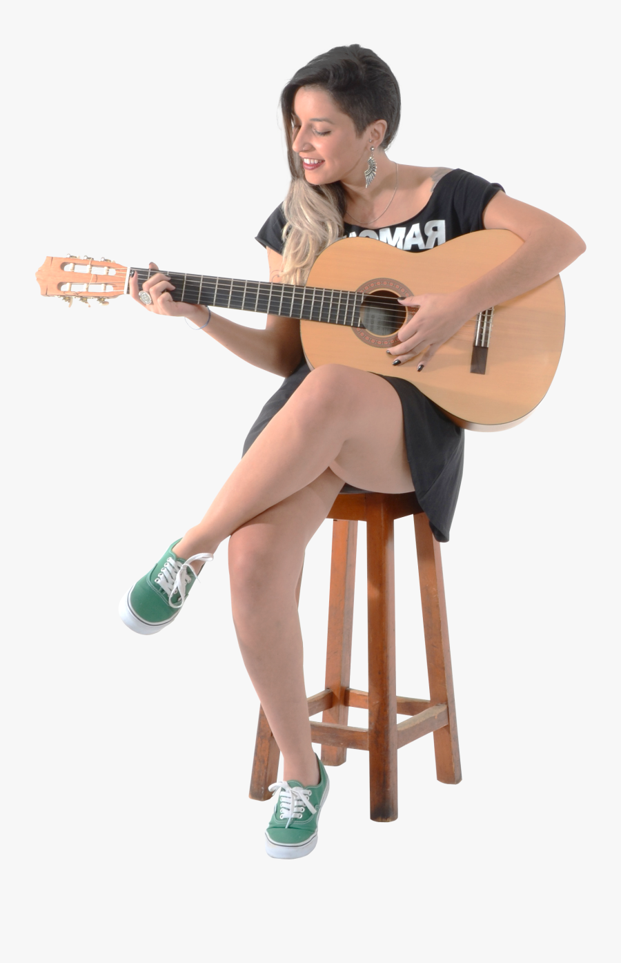 People Playing Guitar Png Free Transparent Clipart Clipartkey