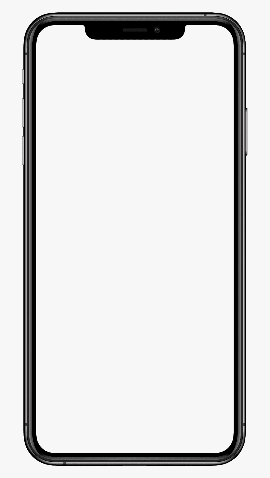 Apple Iphone Xs Transparent Mobile Free Download Searchpng - App Store, Transparent Clipart