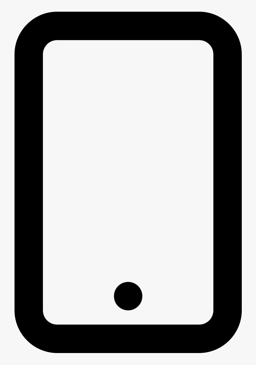Clipart Images Mobile Phone - Logo Téléphone Portable Pour Cv, Transparent Clipart