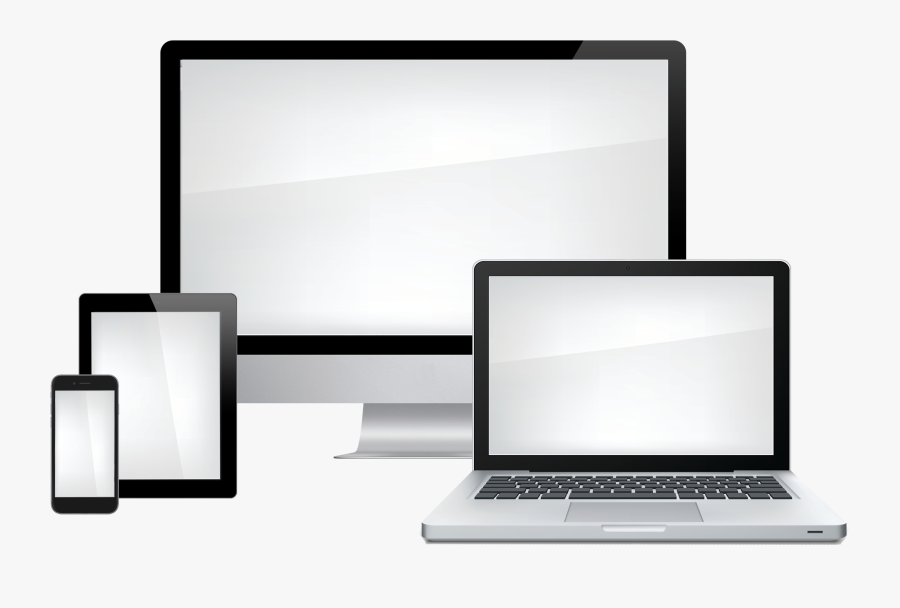 Computer Pc Clipart Desktop Mobile Laptop Tab Mobile Png Free Transparent Clipart Clipartkey