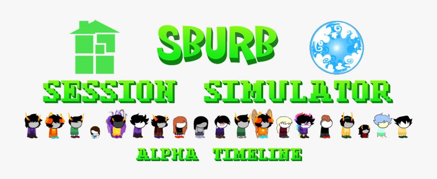 Sburb Sim, Transparent Clipart