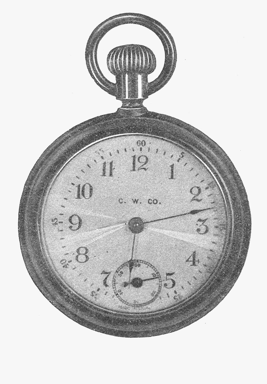 Graphic Clock Faces Antique, Transparent Clipart