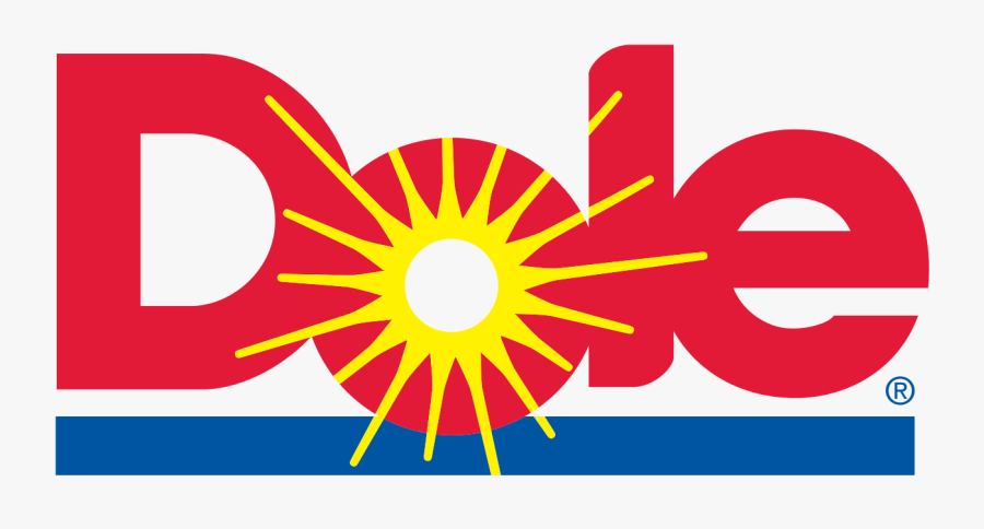 Dole Food Company Logo, Transparent Clipart