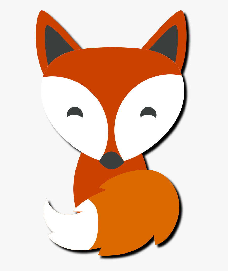 #fox #cute #woodlandcreatures #freetoedit - Fox Cute Woodland Creatures Clipart, Transparent Clipart
