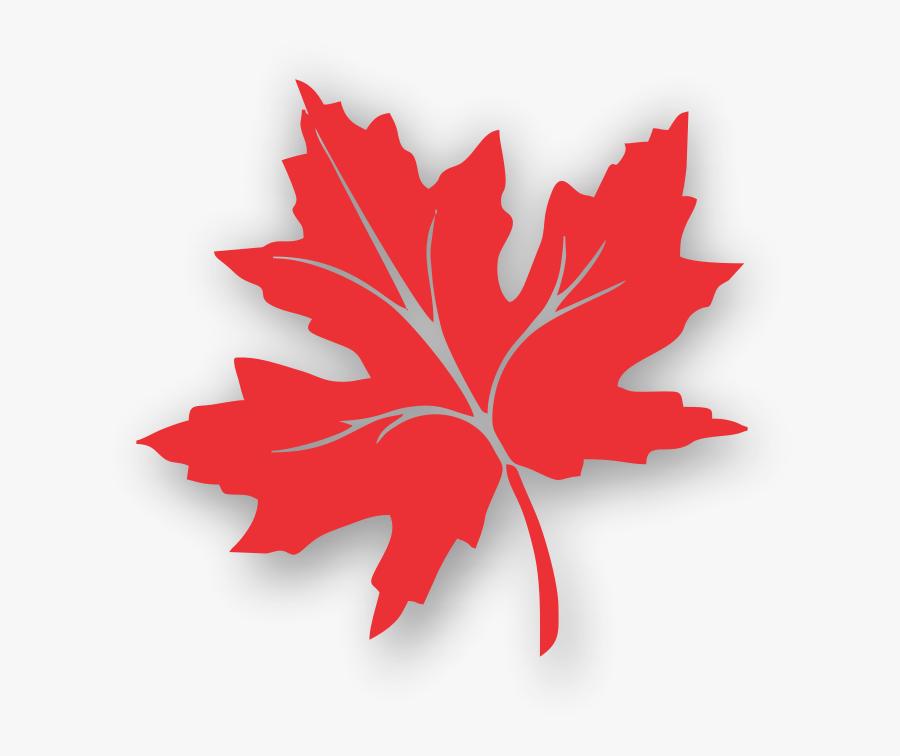 Transparent Maple Leaves Clipart - Chinar Leaf Kashmir Logo, Transparent Clipart