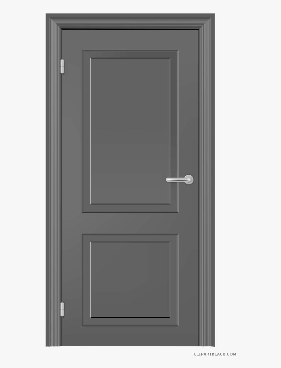Clipartblack Com Tools Free - Home Door, Transparent Clipart