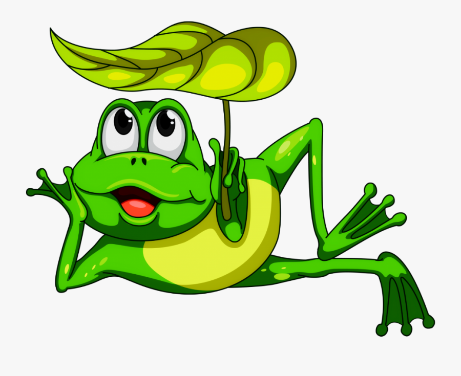#mq #green #frog #frogs #toad - Frog Cartoon, Transparent Clipart
